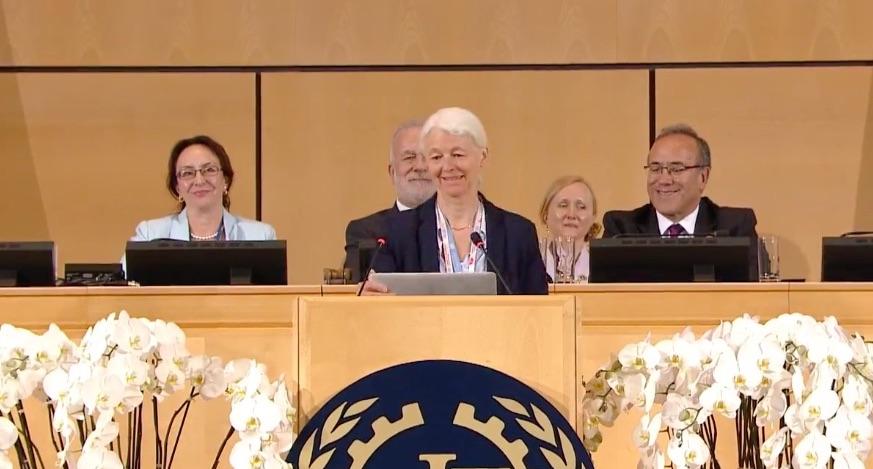 MMM Valerie Bichemeier at ILC108