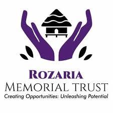 Logo Rozaria Memorial Trust - RMT