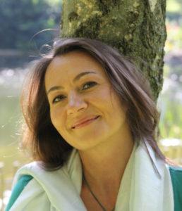 Irina Palffy, UN Vienna